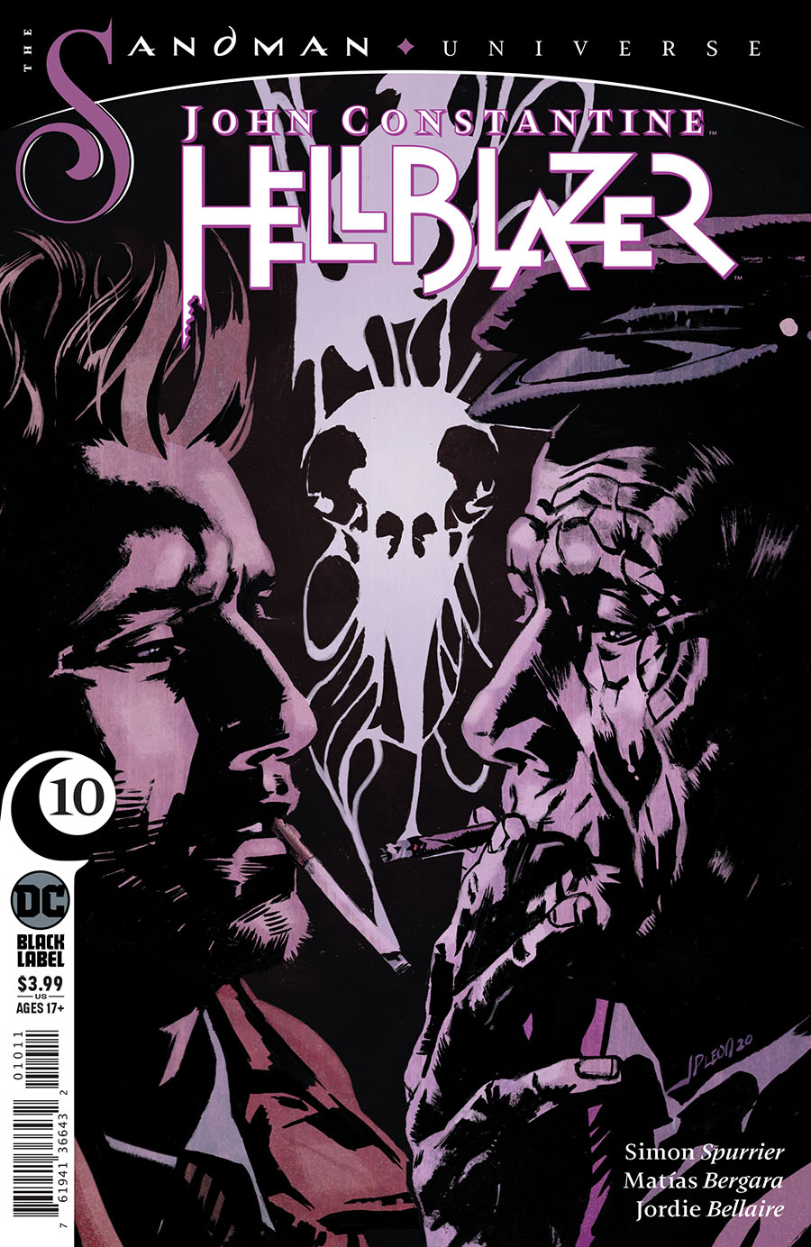 John Constantine Hellblazer #10