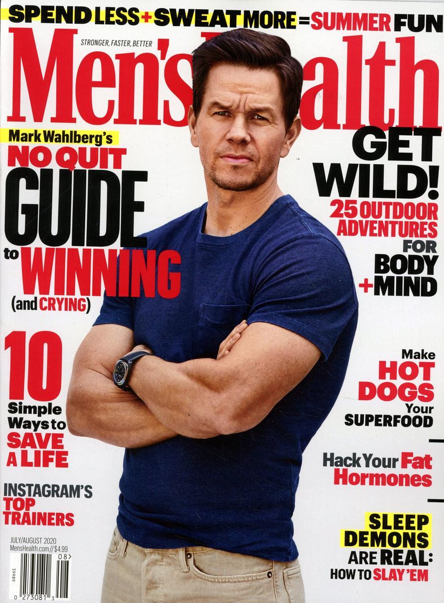Mens Health Vol 35 #6 July / August 2020