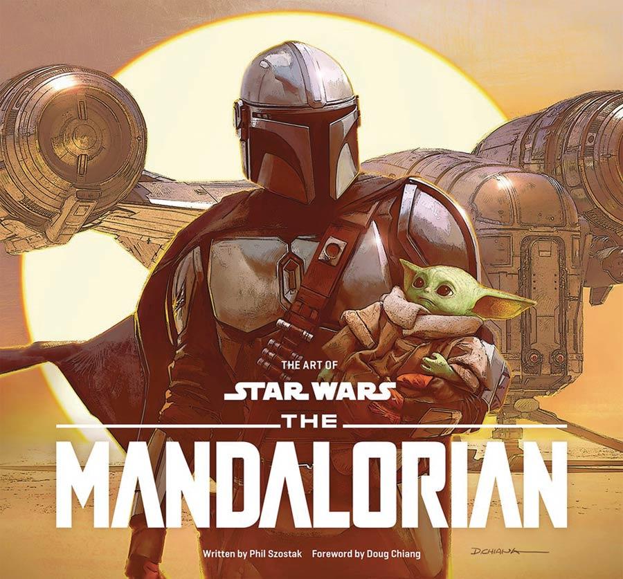Art Of Star Wars The Mandalorian Season 1 HC