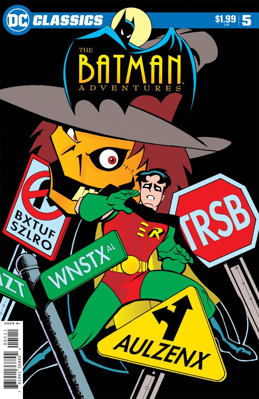 DC Classics Batman Adventures #5