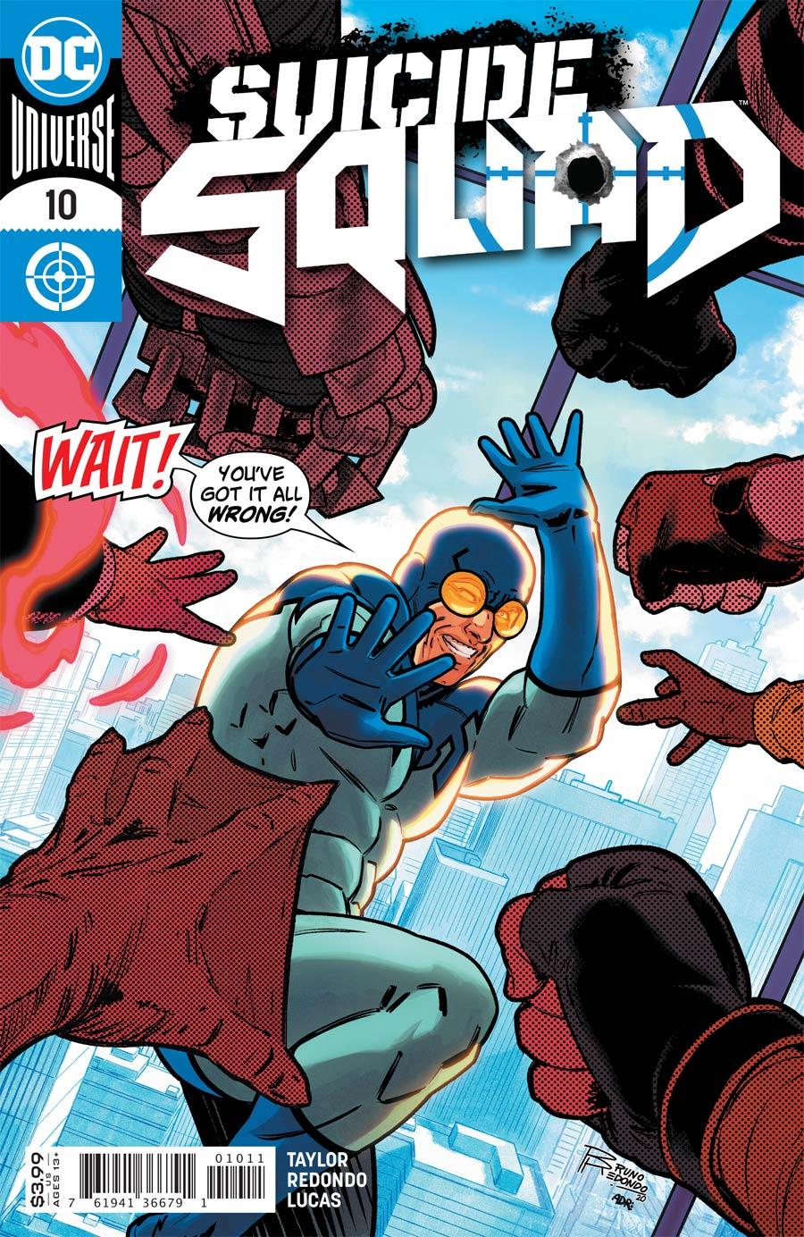Suicide Squad Vol 5 #10 Cover A Regular Bruno Redondo Cover