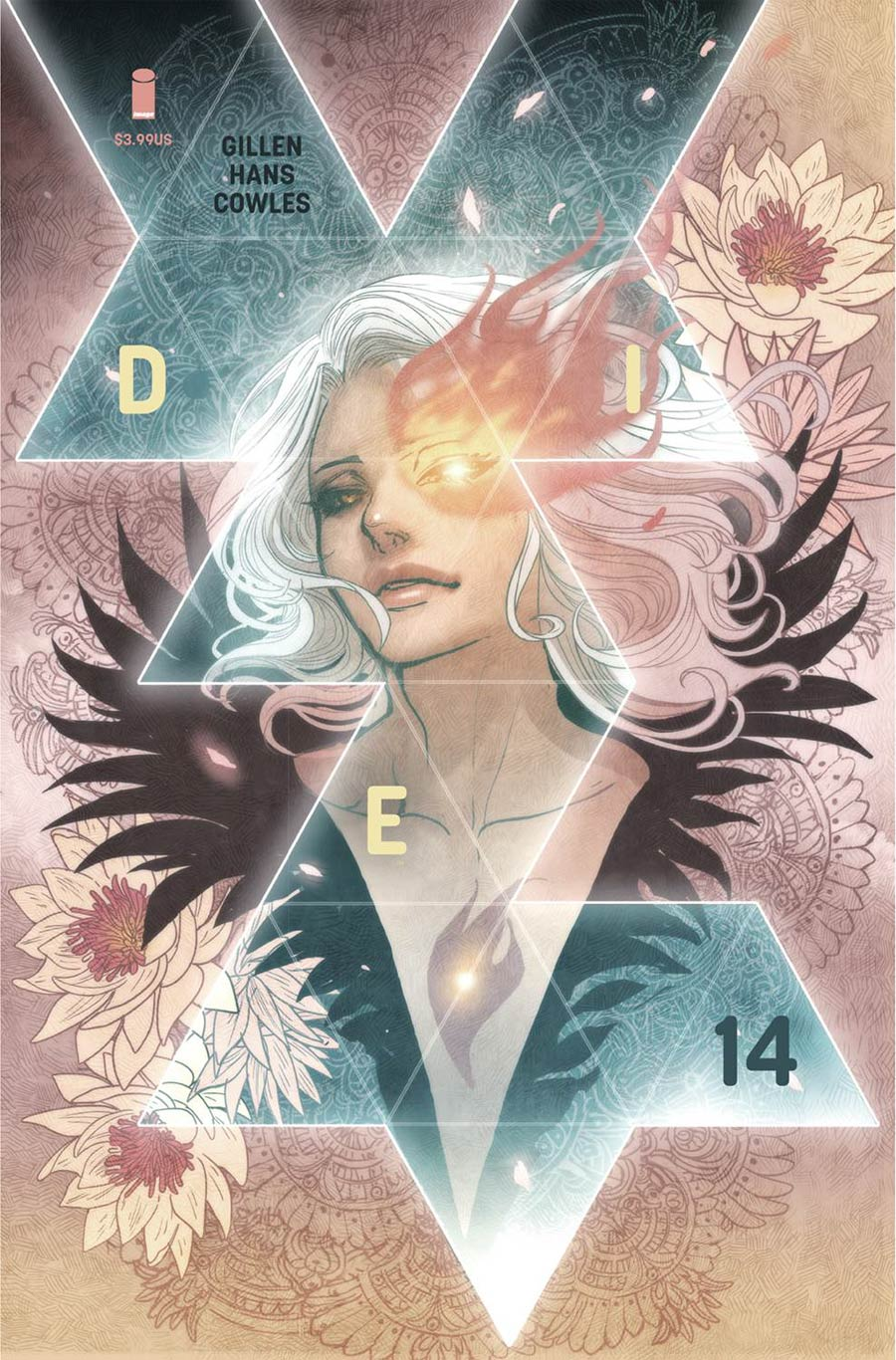 Die #14 Cover B Variant Sana Takeda Cover