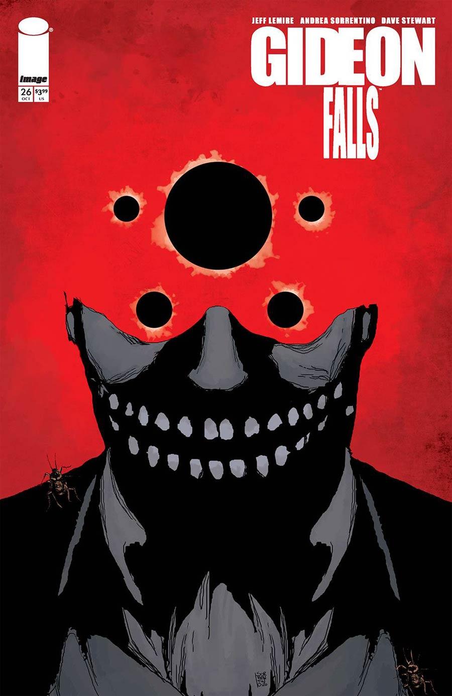 Gideon Falls #26 Cover A Regular Andrea Sorrentino & Dave Stewart Cover