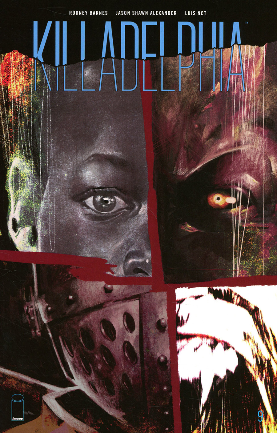 Killadelphia #9 Cover A Regular Jason Shawn Alexander Cover
