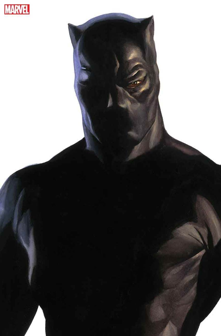 Avengers Vol 7 #37 Cover B Variant Alex Ross Timeless Black Panther Cover