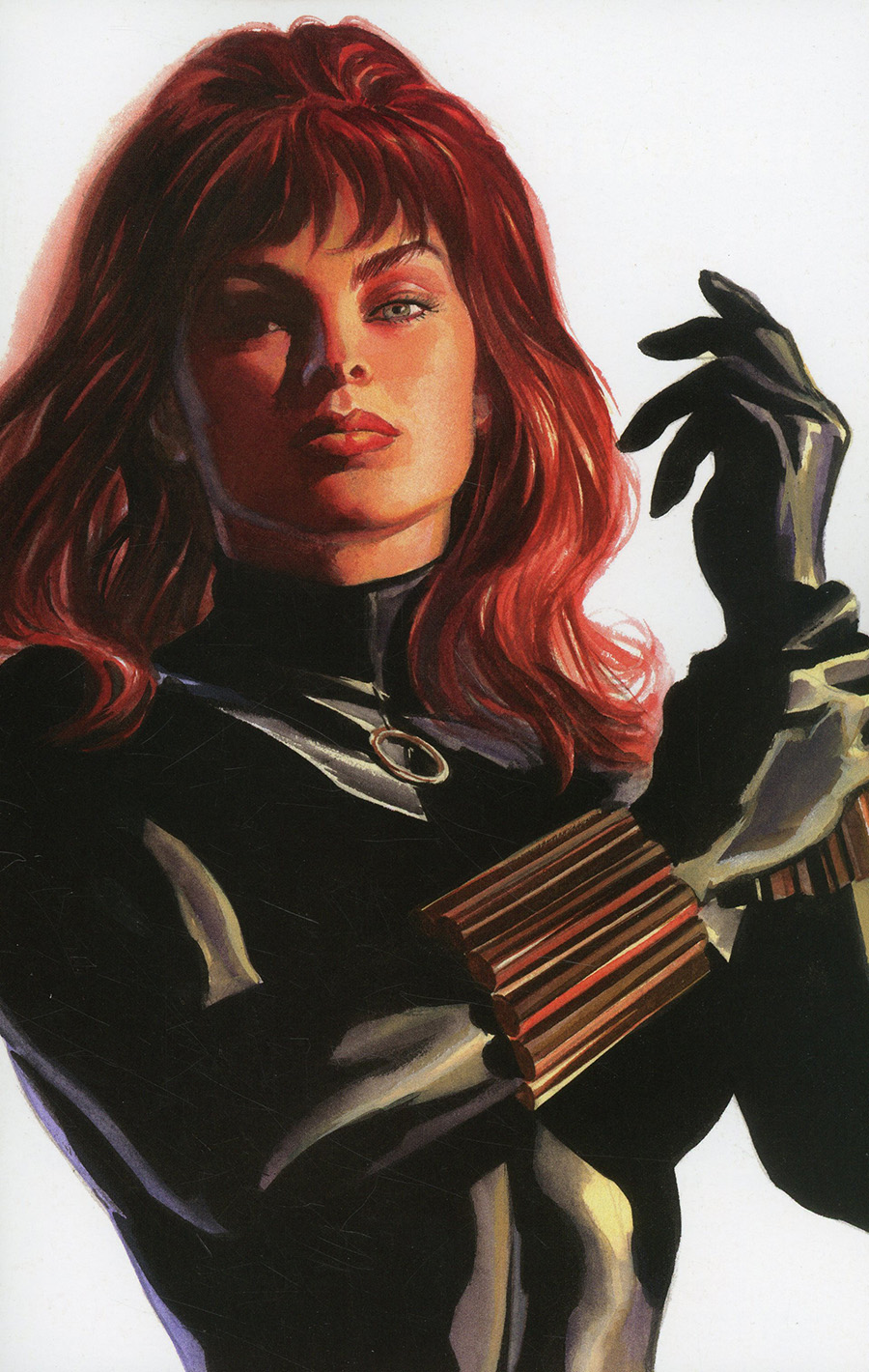 Black Widow Vol 8 #2 Cover B Variant Alex Ross Timeless Black Widow Cover