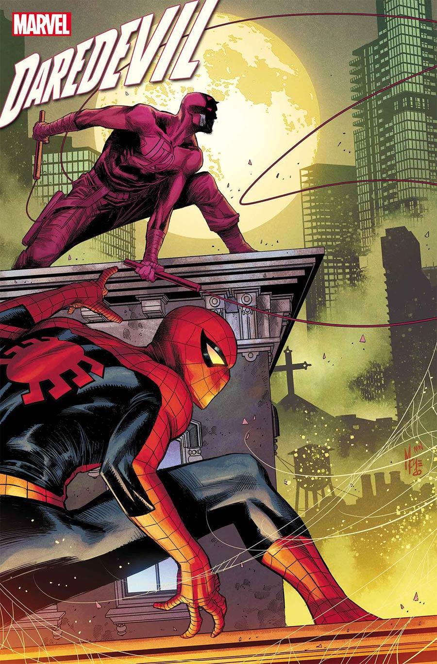 Daredevil Vol 6 #23 Cover A Regular Marco Checchetto Cover