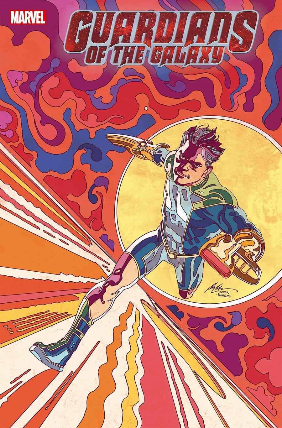 Guardians Of The Galaxy Vol 6 #7 Cover A Regular Rafael Albuquerque Cover