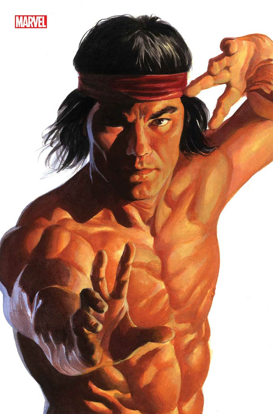 Shang-Chi #2 Cover B Variant Alex Ross Timeless Shang-Chi Cover