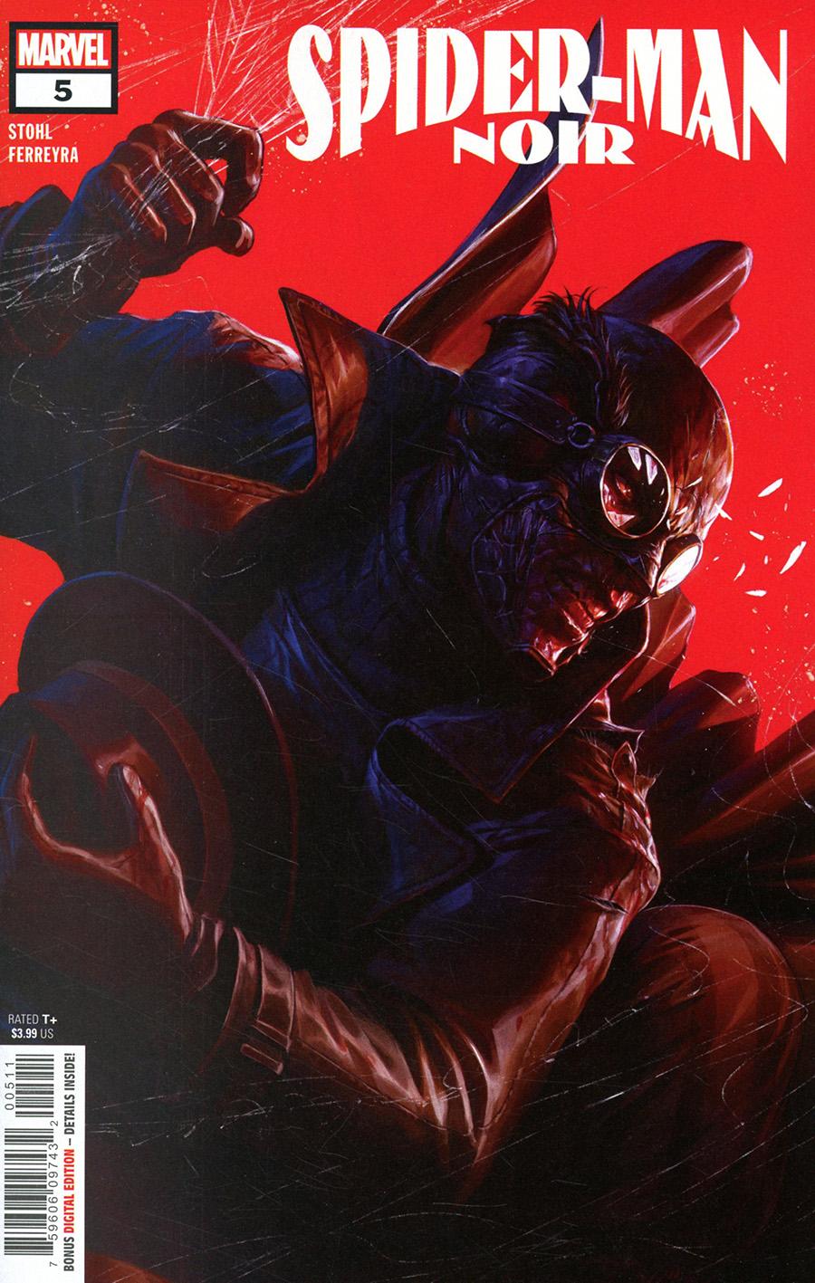 Spider-Man Noir Vol 2 #5
