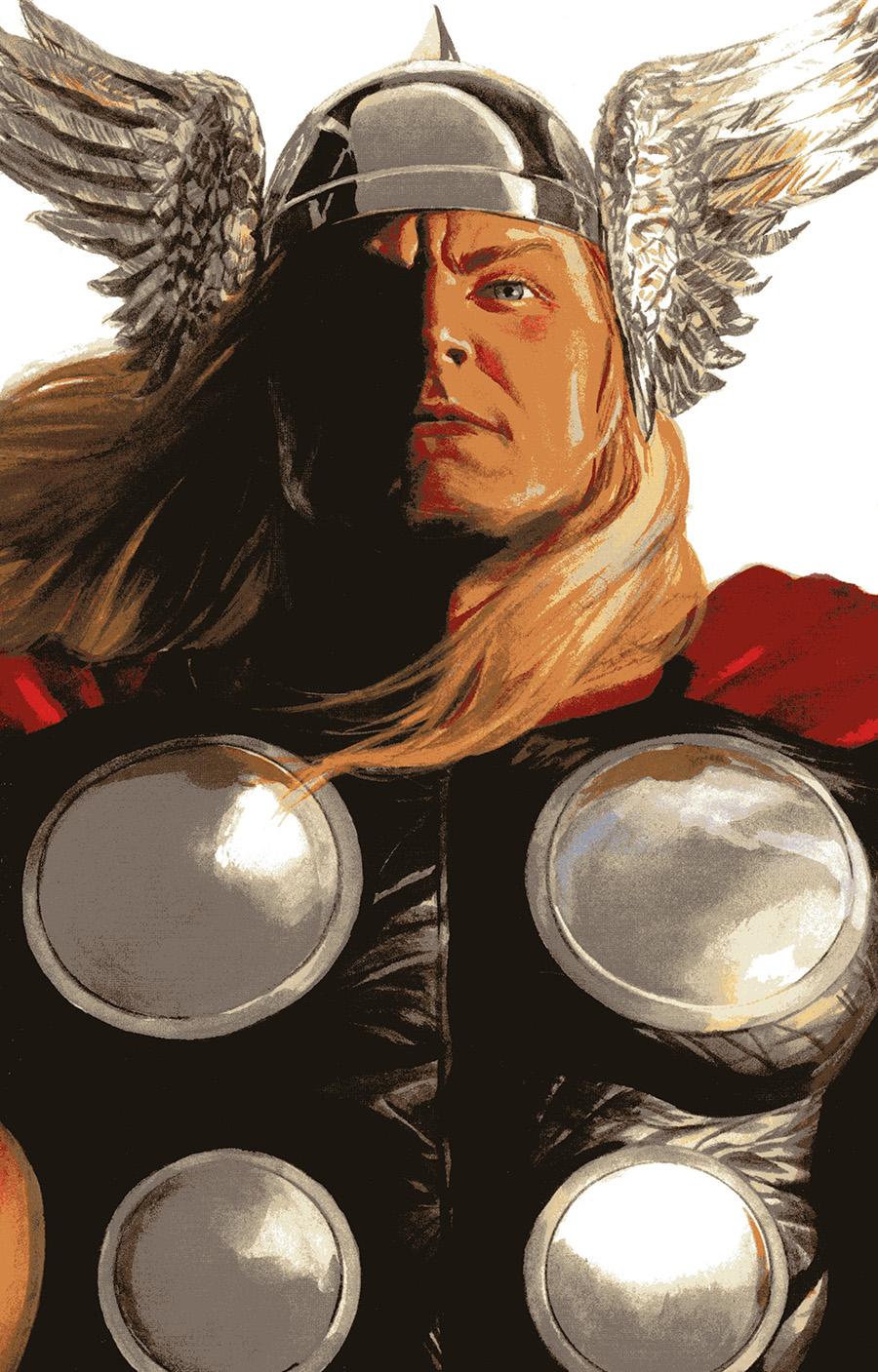 Thor Vol 6 #8 Cover B Variant Alex Ross Timeless Thor Cover