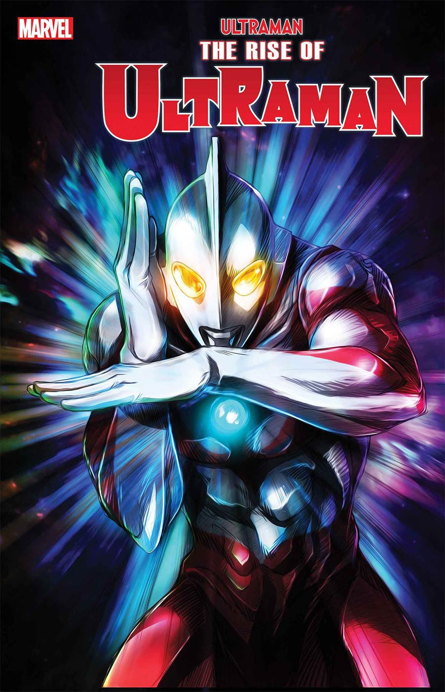 Ultraman Rise Of Ultraman #2 Cover B Variant Masayuki Goto Cover