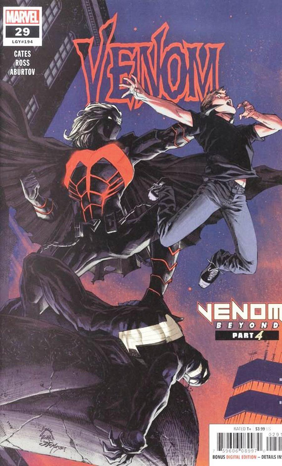 Venom Vol 4 #29 Cover A 1st Ptg Regular Ryan Stegman Cover
