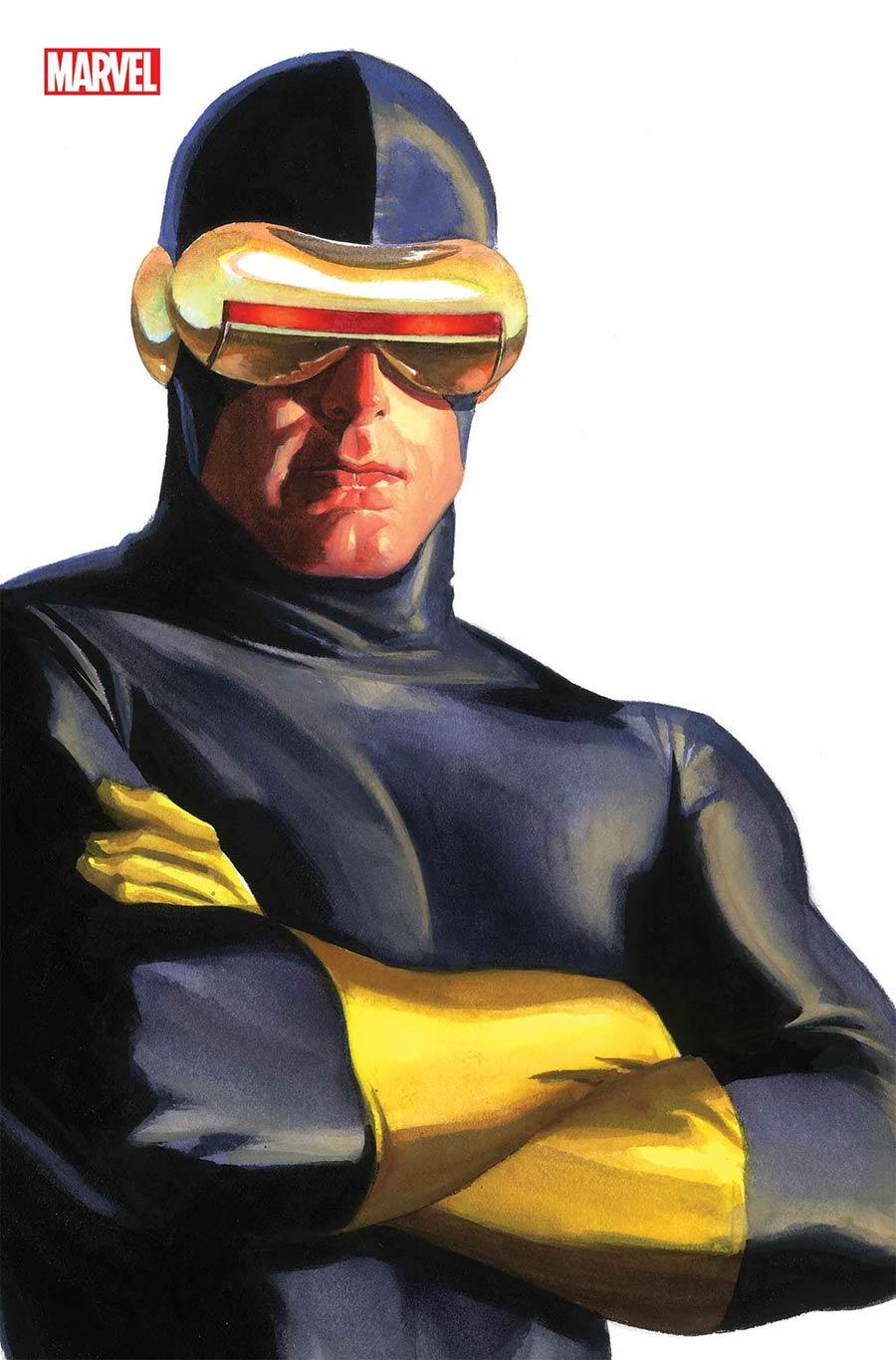 X-Men Vol 5 #13 Cover B Variant Alex Ross Timeless Cyclops Cover (X Of Swords Part 10)