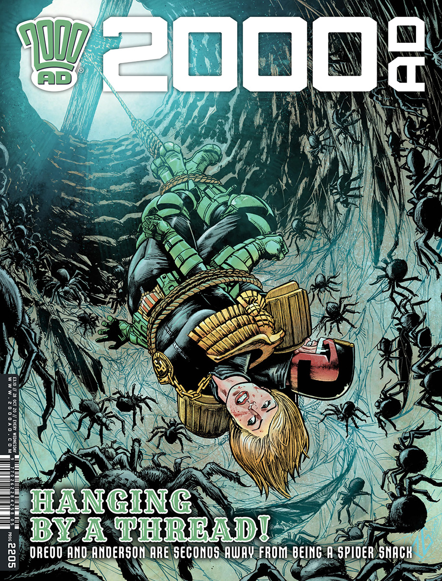 2000 AD Pack October 2020