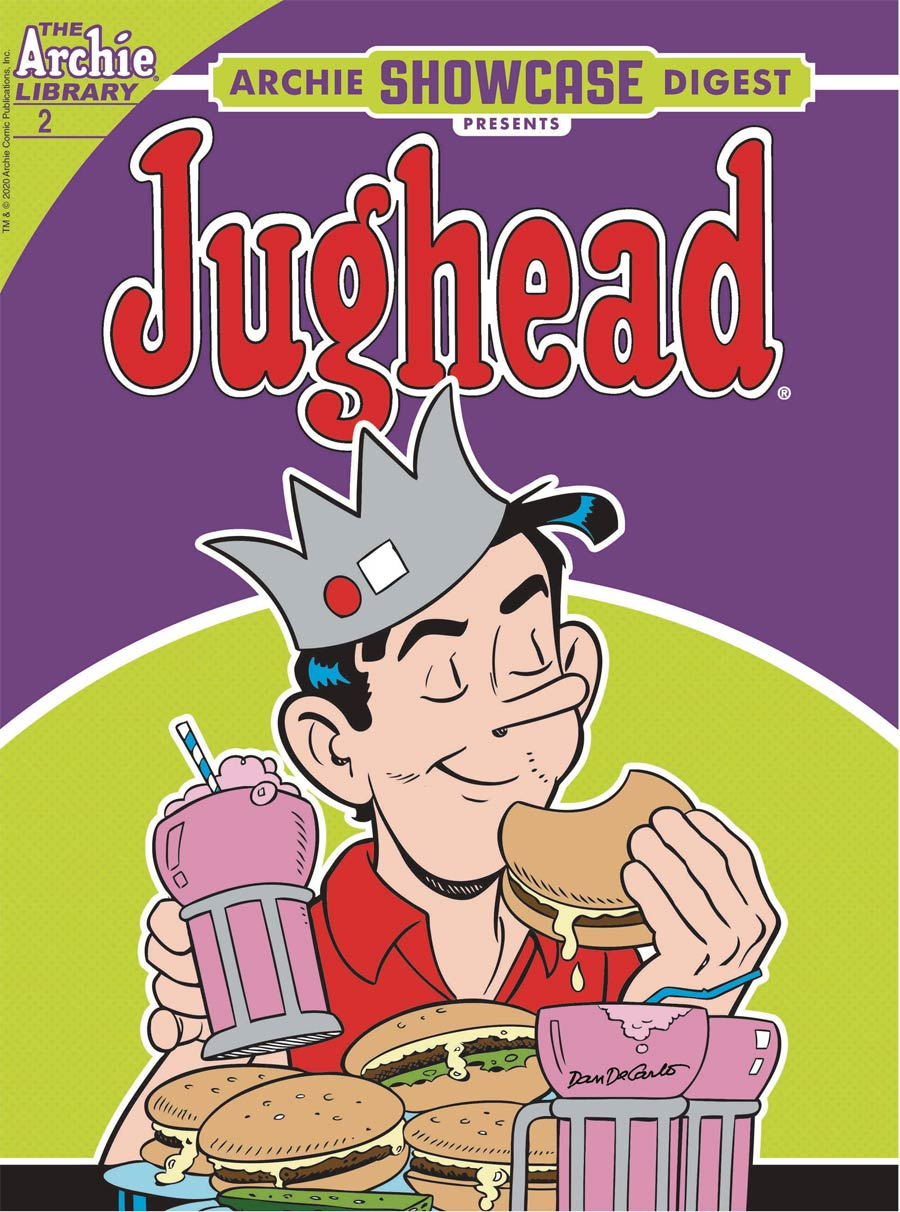 Archie Showcase Digest #2 Jughead