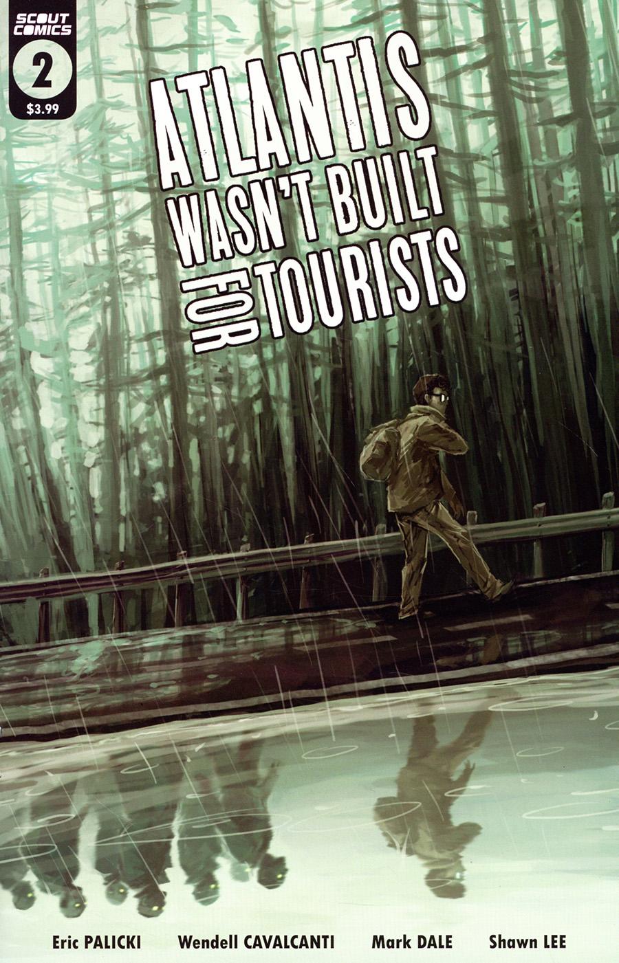 Atlantis Wasnt Built For Tourists #2