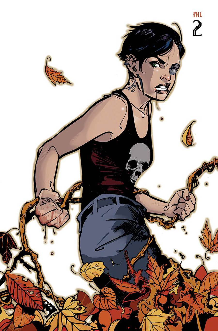 Autumnal #2 Cover B Variant Nathan Gooden Cover