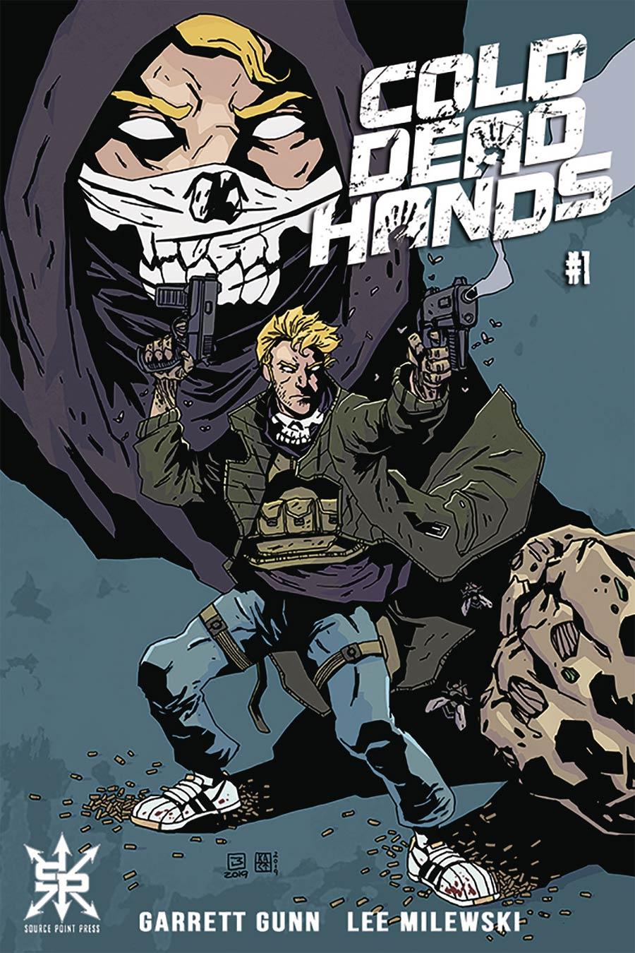 Cold Dead Hands #1 Cover A Regular Brian Balondo Cover