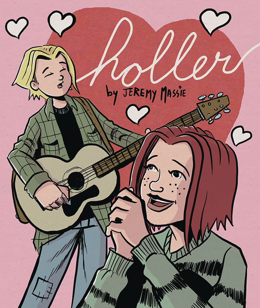 Holler #2 Cover B Variant Jeremy Massie Cover