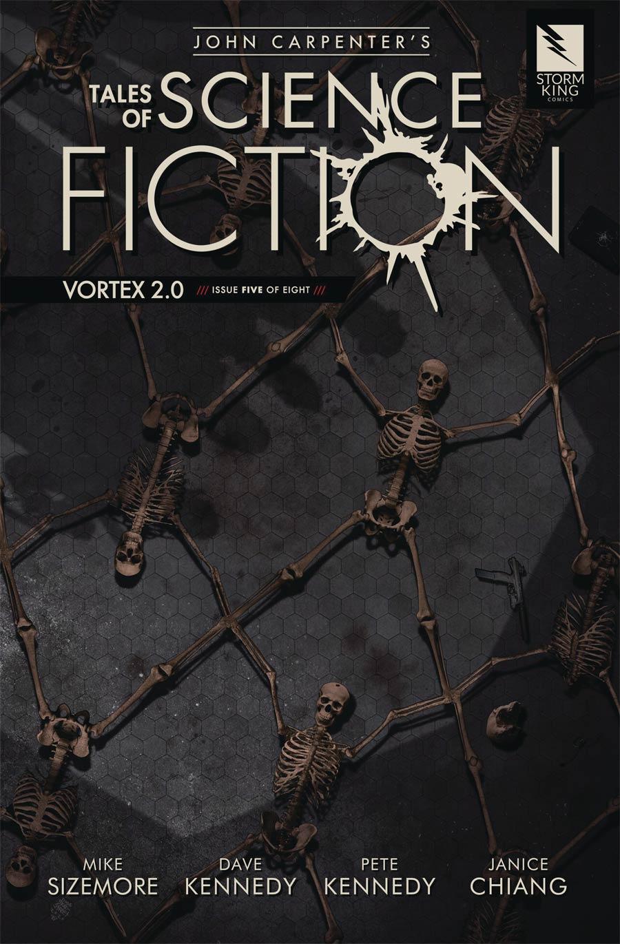 John Carpenters Tales Of Science Fiction Vortex 2.0 #5