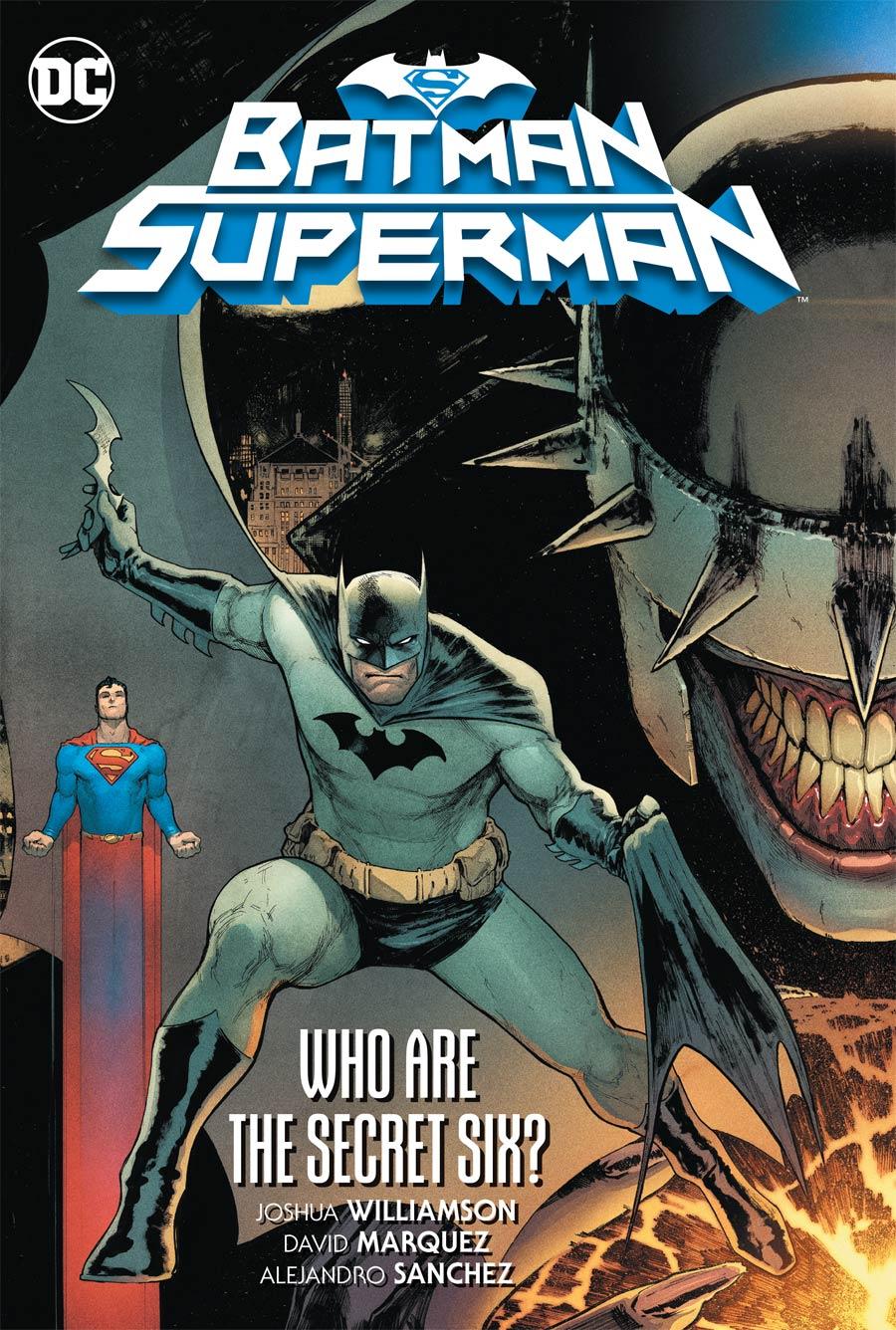 Batman Superman (2019) Vol 1 Who Are The Secret Six TP