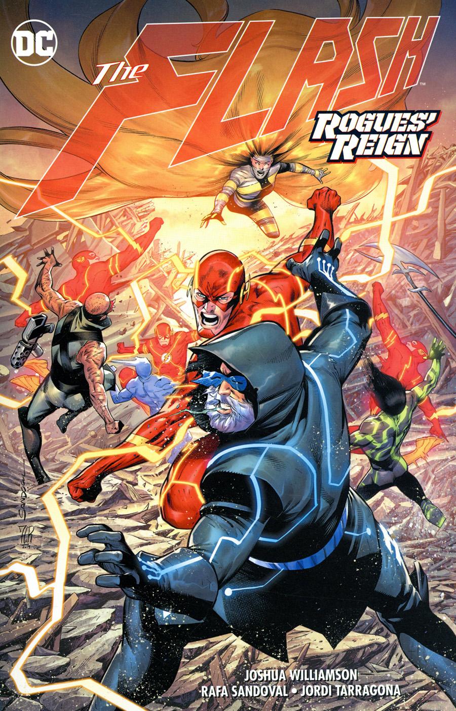 Flash (Rebirth) Vol 13 Rogues Reign TP