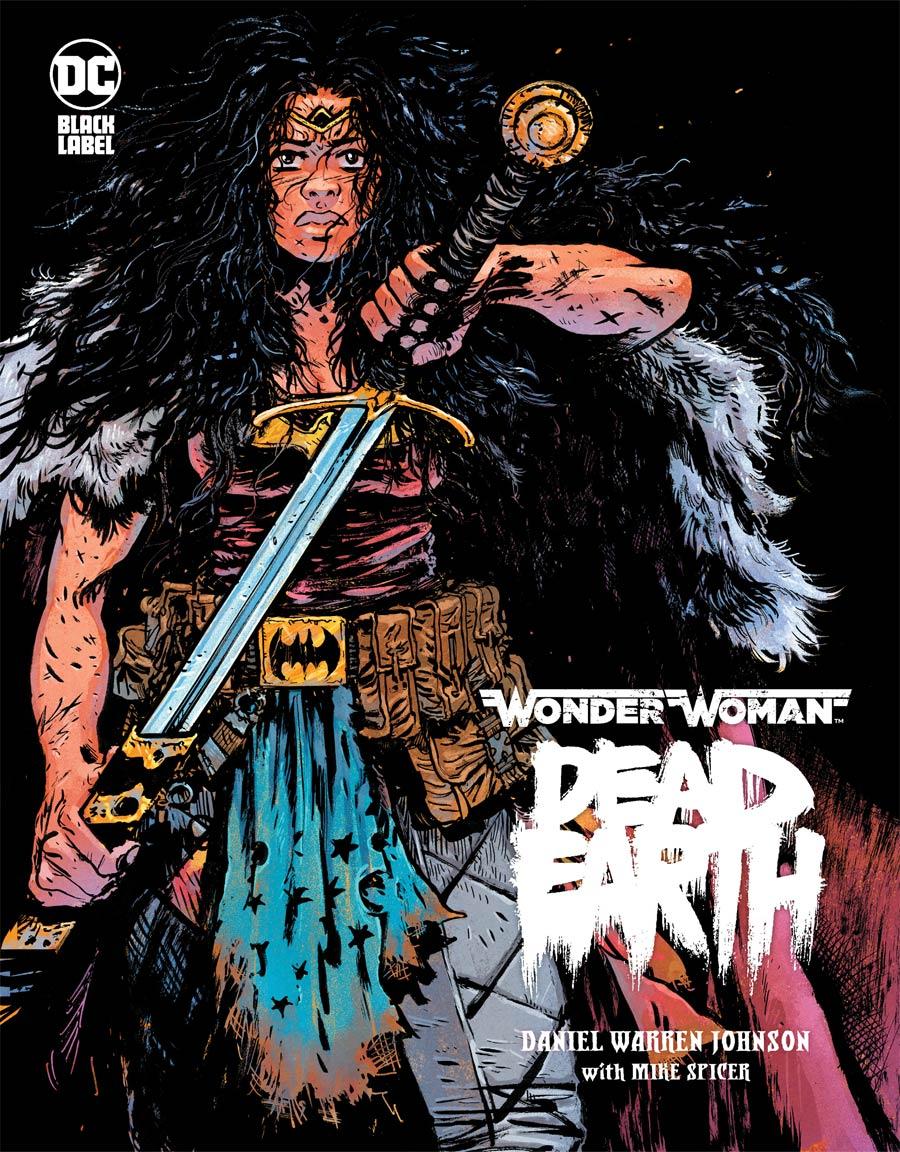 Wonder Woman Dead Earth HC