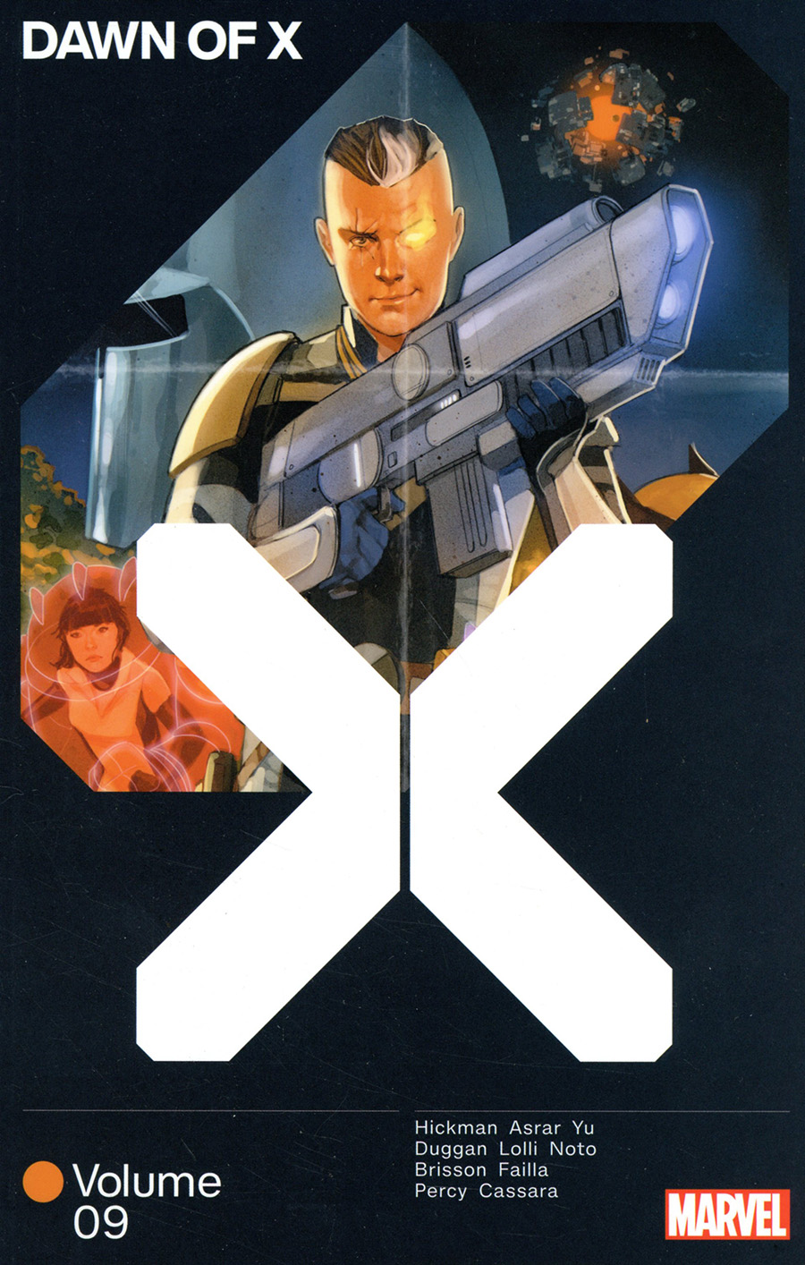 Dawn Of X Vol 9 TP