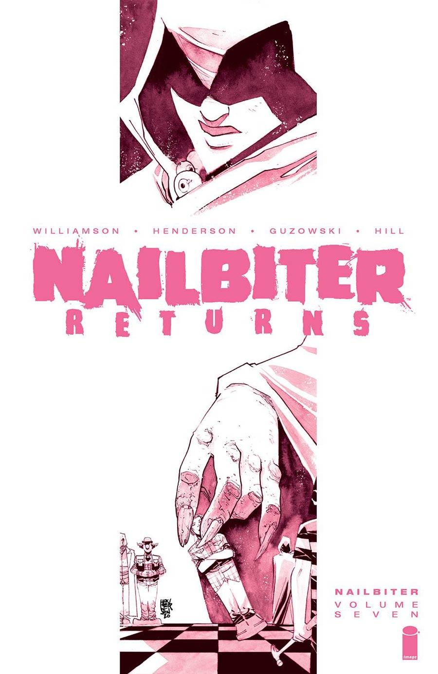 Nailbiter Vol 7 Nailbiter Returns TP