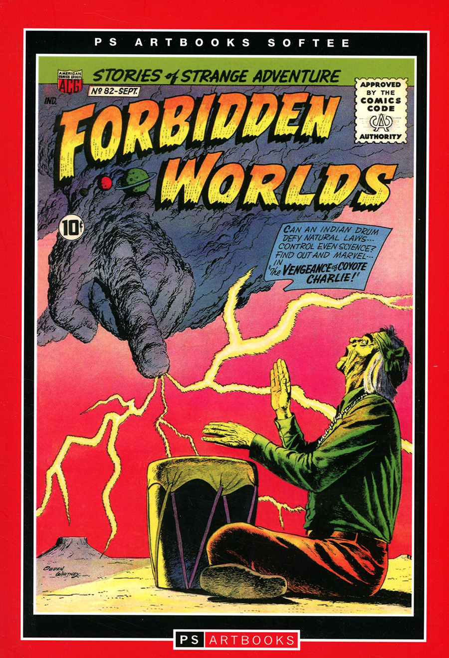 ACG Collected Works Forbidden Worlds Softee Vol 13 TP