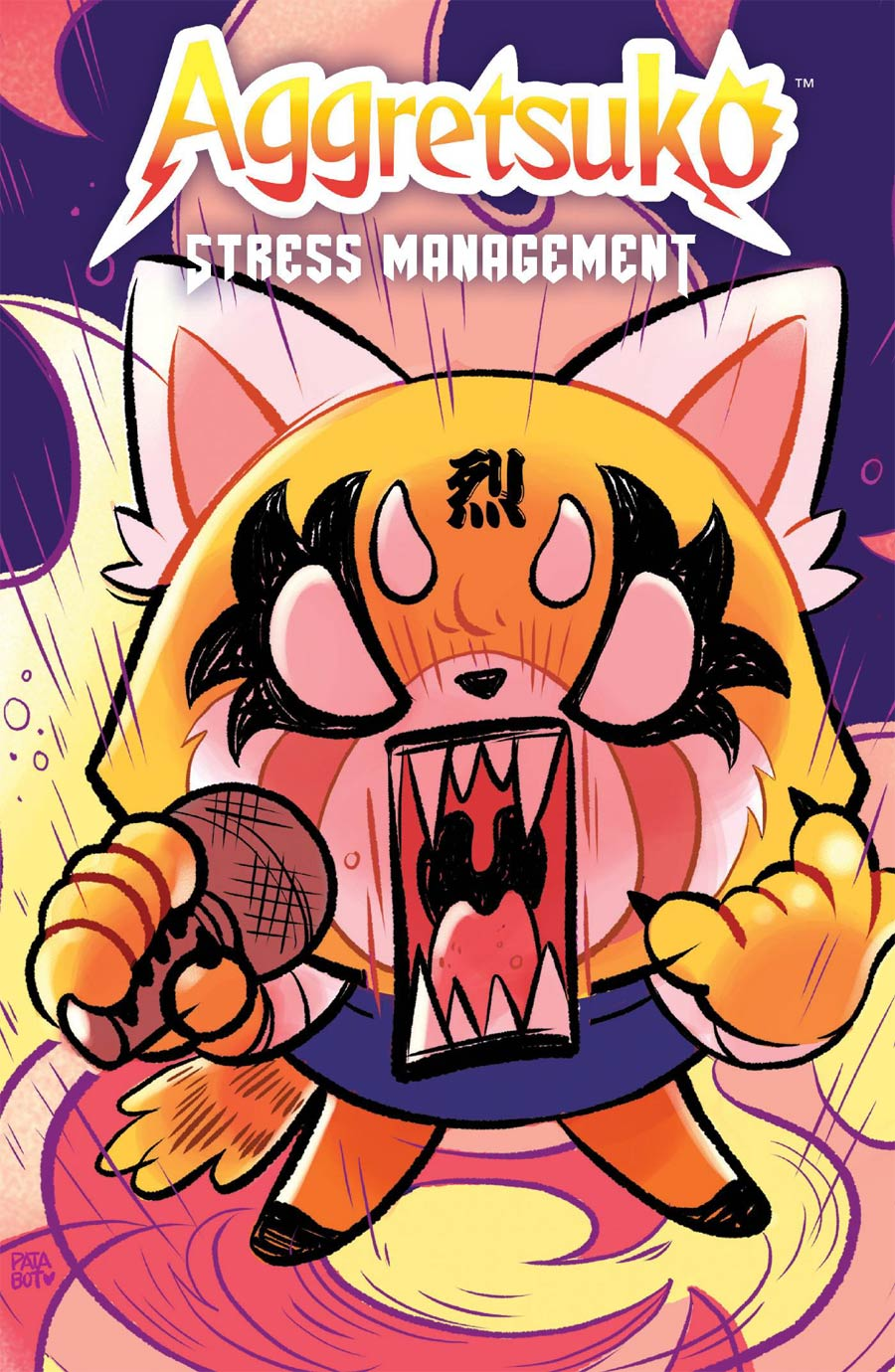 Aggretsuko Vol 2 Stress Management HC