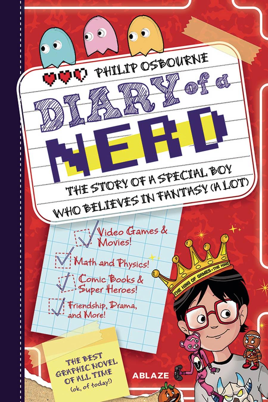 Diary Of A Nerd Vol 1 HC