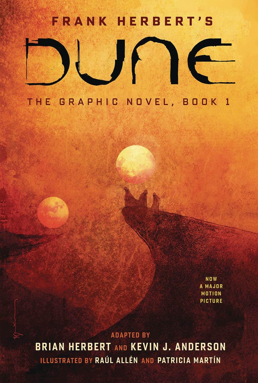 Dune The Graphic Novel Book 1 HC