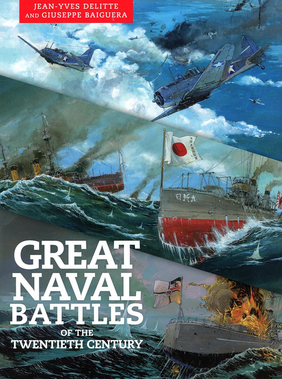 Great Naval Battles Of The Twentieth Century GN
