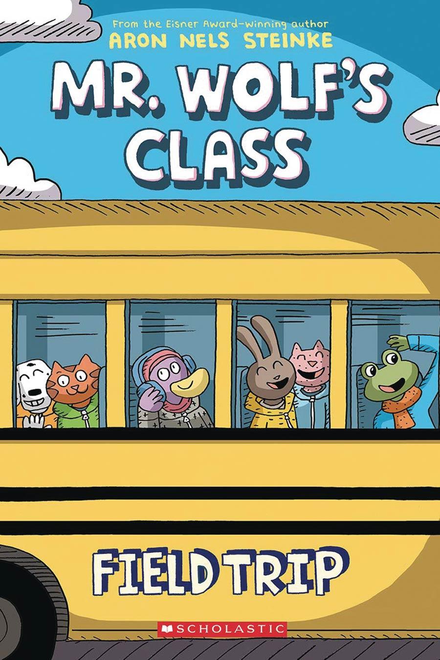 Mr Wolfs Class Vol 4 Field Trip TP
