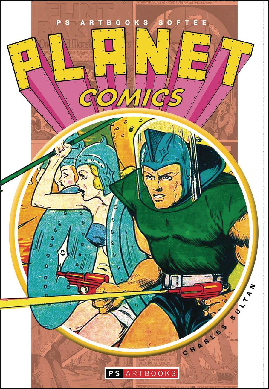 PS Artbooks Planet Comics Softee Vol 3 TP
