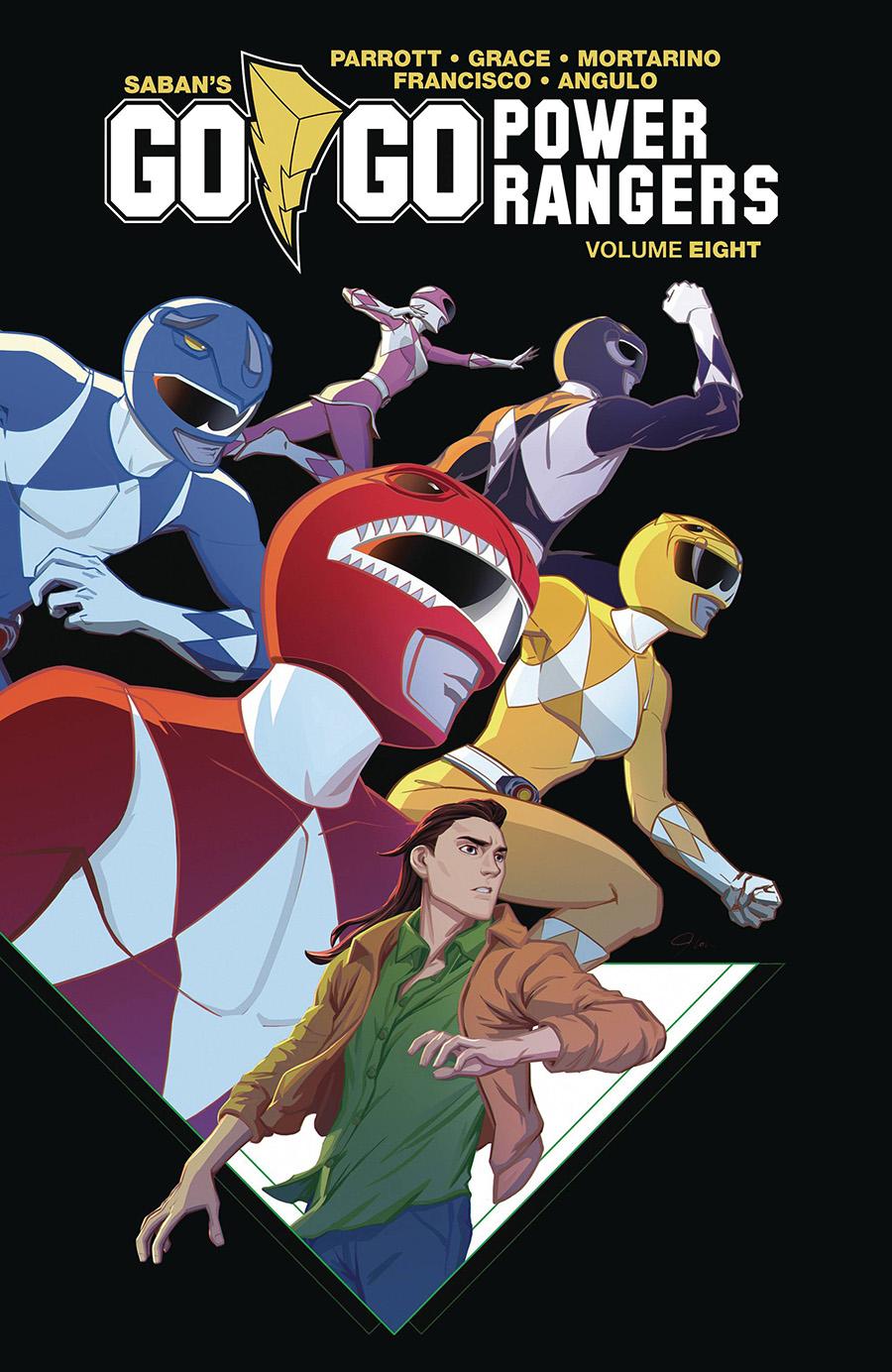Sabans Go Go Power Rangers Vol 8 TP