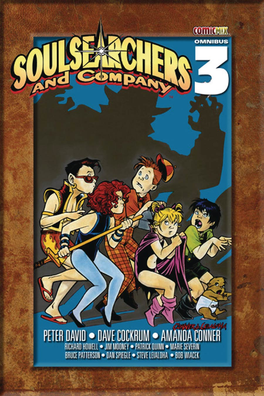 Soulsearchers And Company Omnibus Vol 3 TP