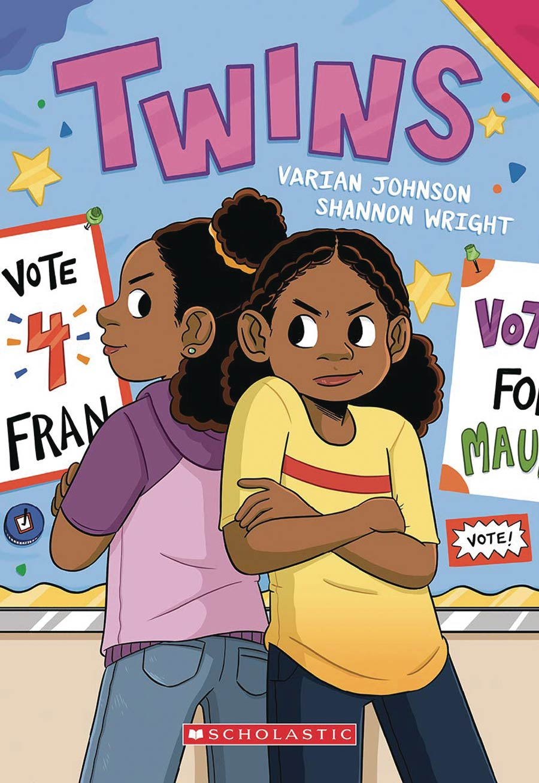 Twins Vol 1 TP