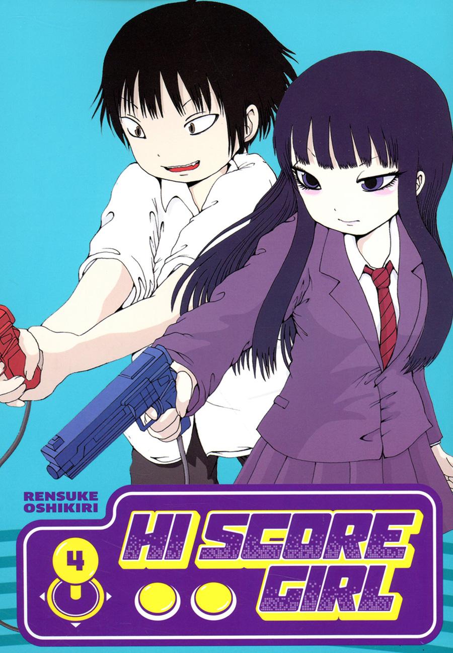 Hi Score Girl Vol 4 GN