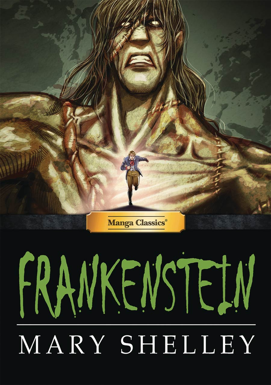 Manga Classics Frankenstein HC