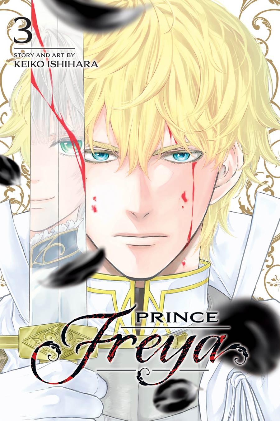 Prince Freya Vol 3 GN