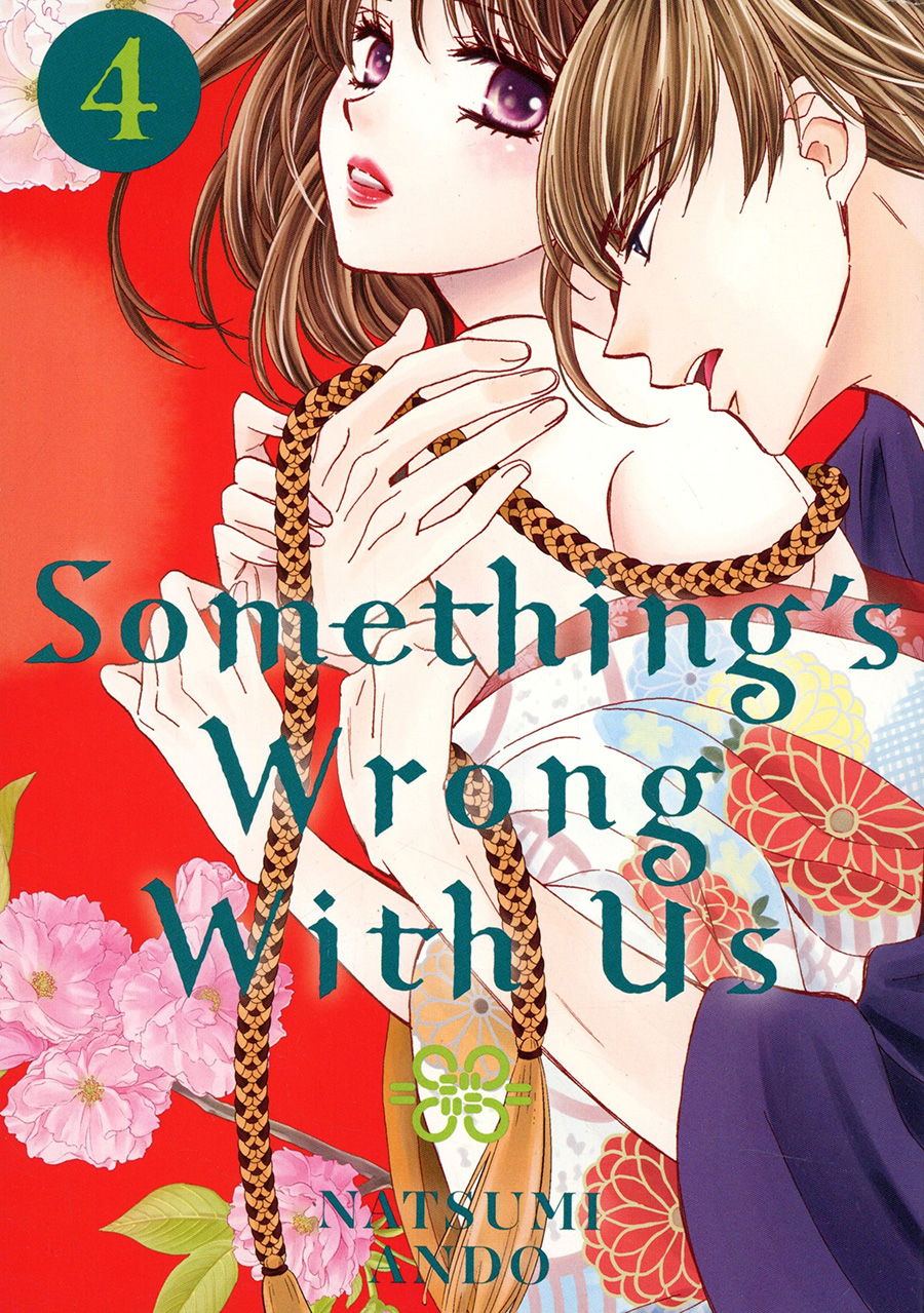Somethings Wrong With Us Vol 4 GN