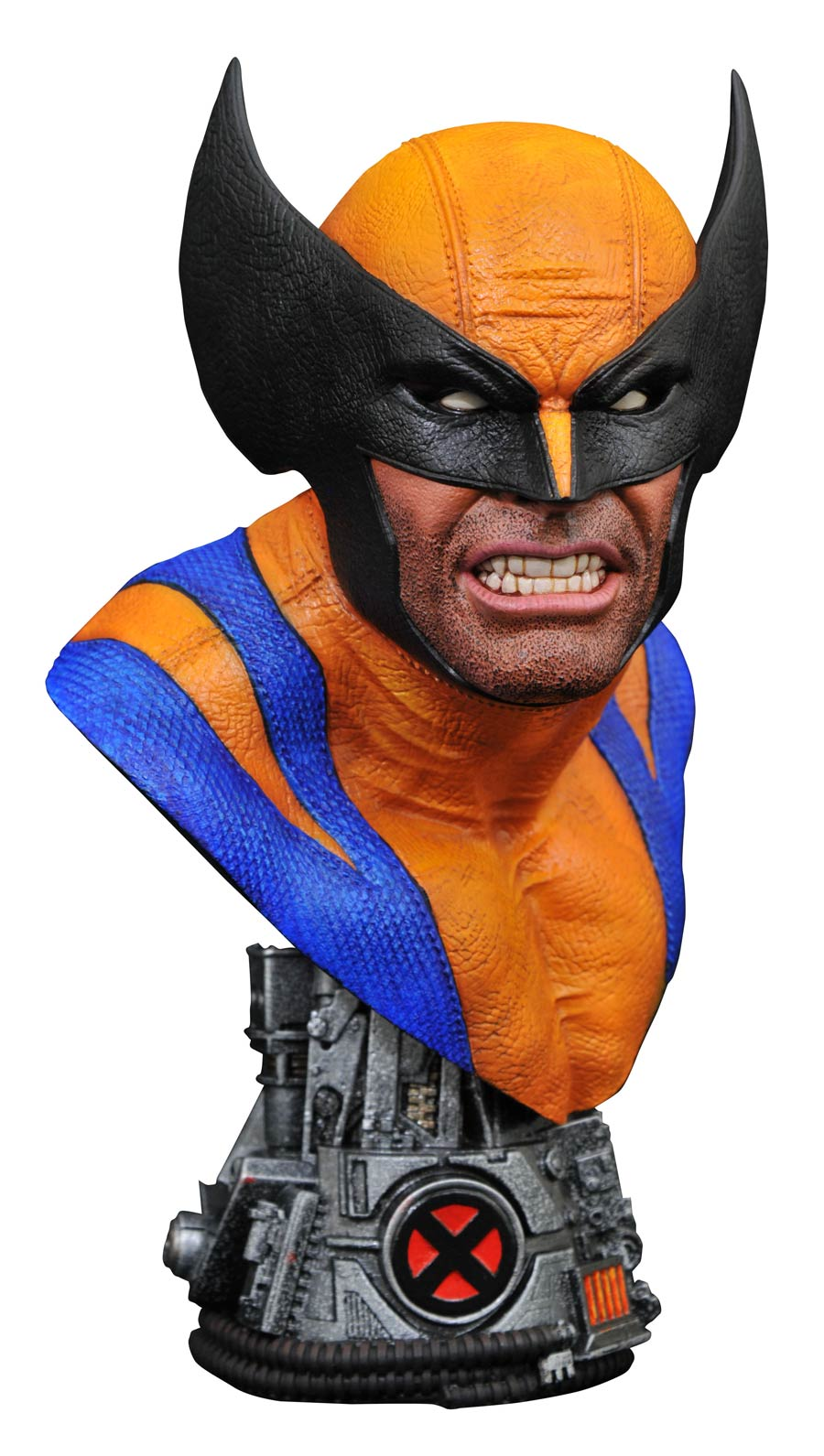 Marvel Legends In 3D Comic Wolverine 1/2 Scale Bust