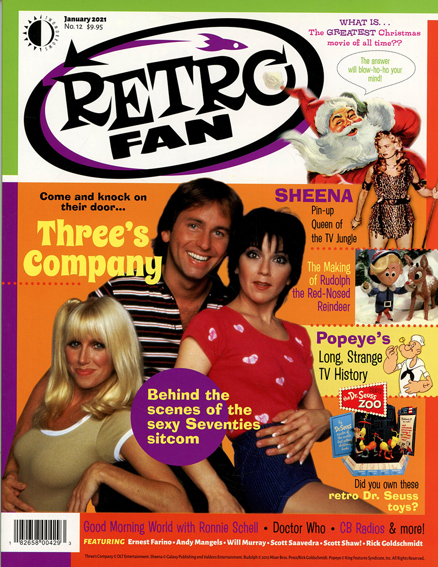 RetroFan Magazine #12