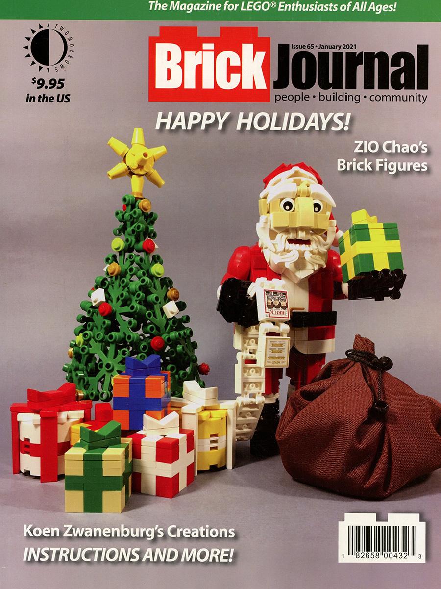 Brickjournal #65