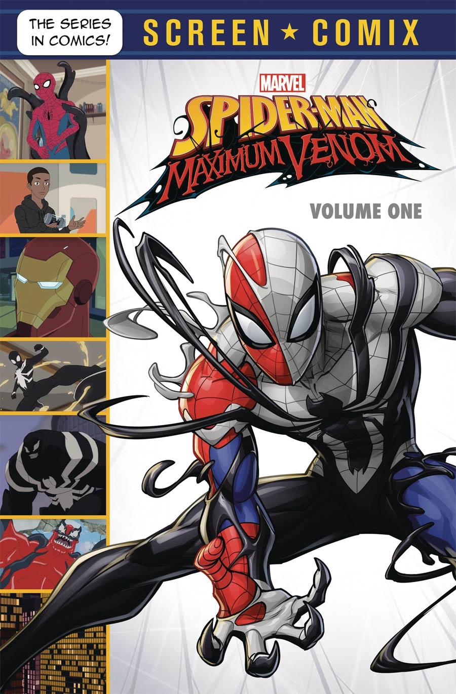 Spider-Man Maximum Venom Screen Comix Vol 1 TP