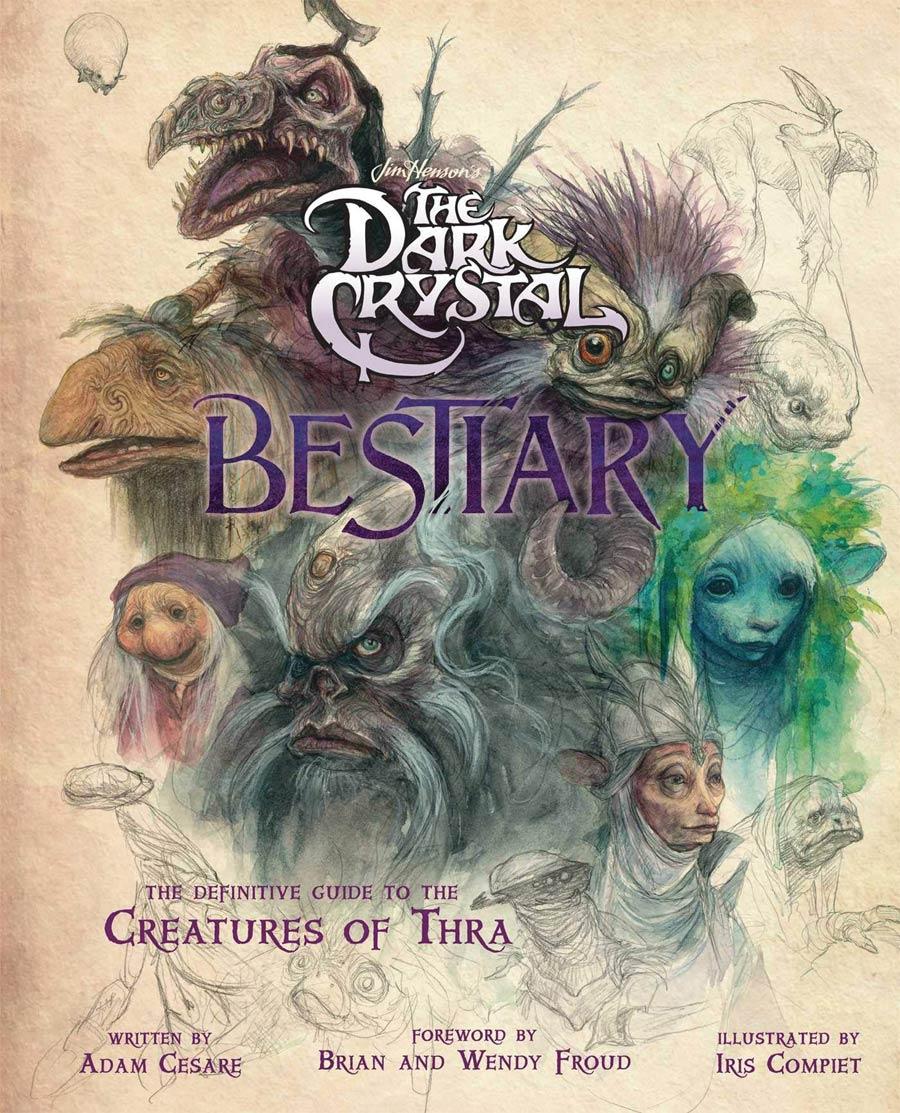 Dark Crystal Bestiary HC