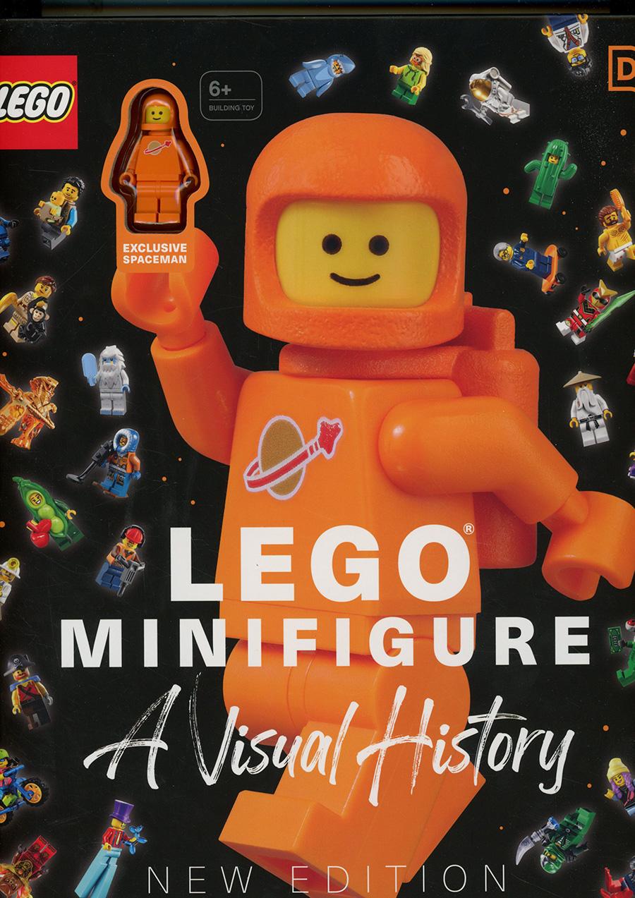 Lego Minifigure Visual History HC New Edition
